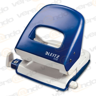 Esselte Leitz Hole Punch NeXXt Metal 30 sheets blue (5008)