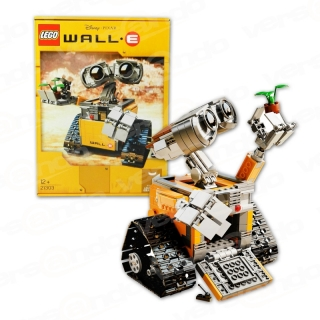 Lego 21303 Ideas Disney Pixar Wall-E