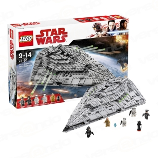 Lego 75190 Star Wars First Order Star Destroyer