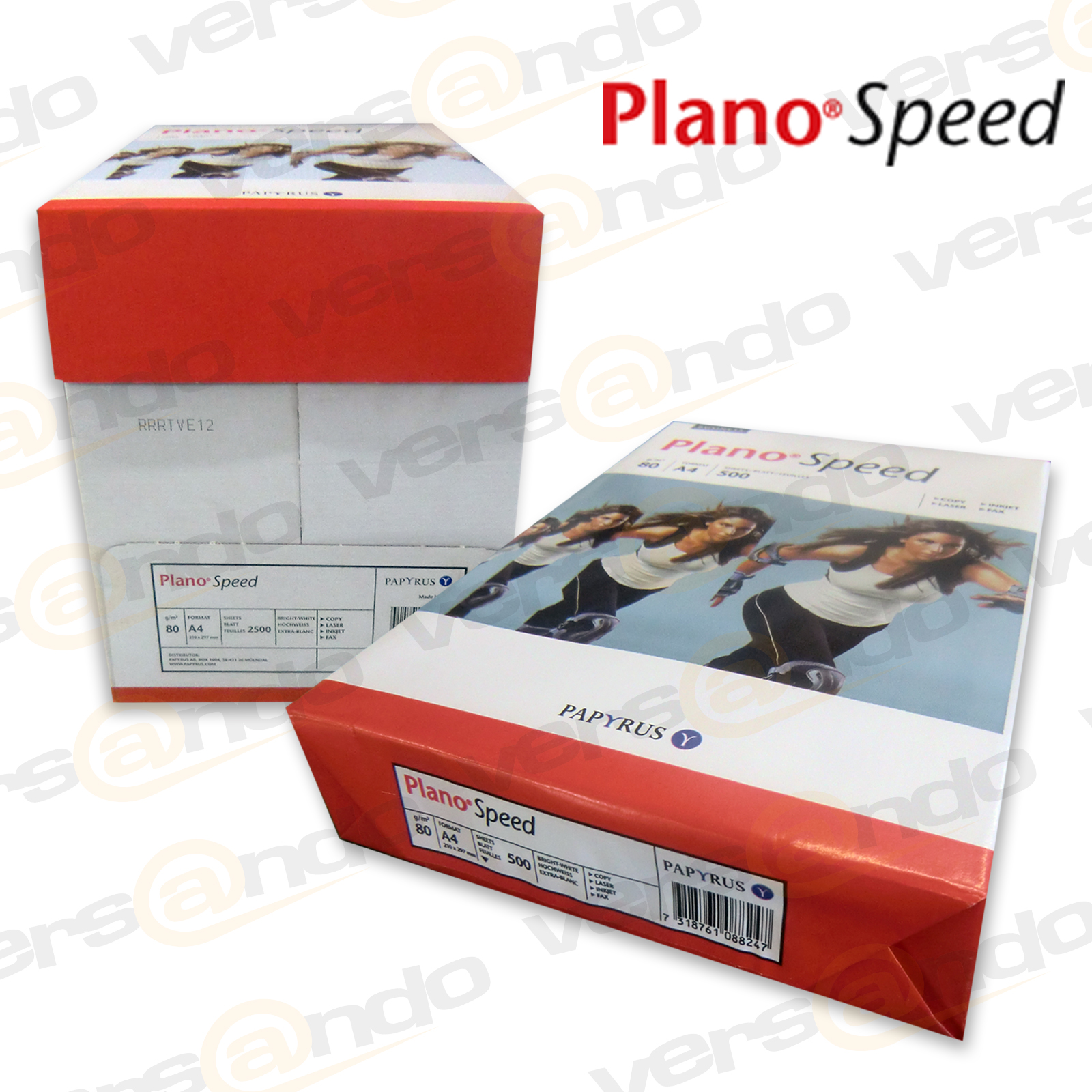 Plano Speed A4 80 g/m²