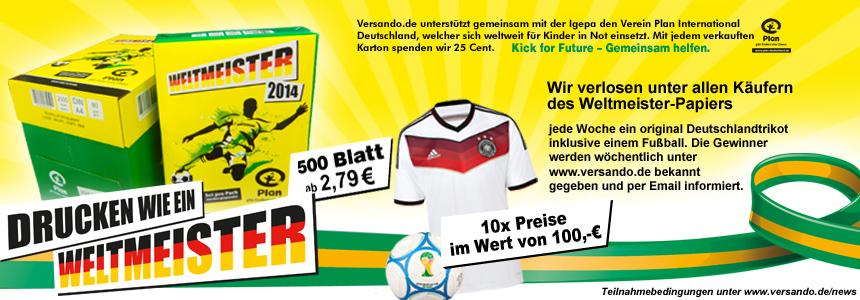 WM-Aktion 2014